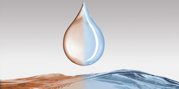Čistila za prečiščevanje vode